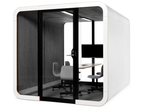 Jetzt auch bei WEMA RaumKonzepte – framery – die etwas andere Telefonzelle