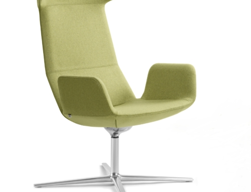 Loungesessel LD Seating – Flexi Lounge