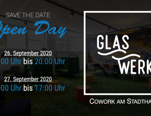 Save the Date – Open Day im Glaswerk Oldenburg