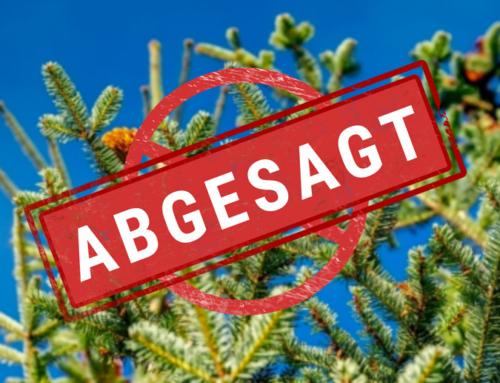 Abgesagt: Weihnachtsbaum Event 2020