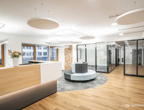 Hamburg Welcome Center – Sprinkenhof GmbH