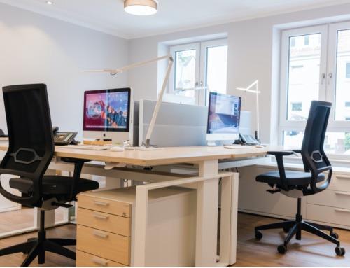Büro einrichten: So steigern Sie die Produktivität Ihrer Mitarbeiter