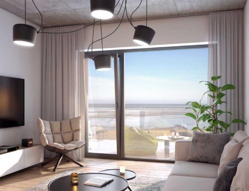 Zuhause in Duhnen – Ferienwohnungen direkt am Sandstrand!