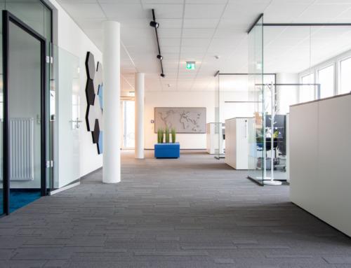Neues RaumKonzept für die Magnesia GmbH in Lüneburg
