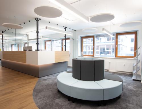 Neues RaumKonzept für das Hamburg Welcome Center / Sprinkenhof AG